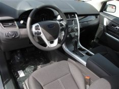 2013 Ford Edge Interior