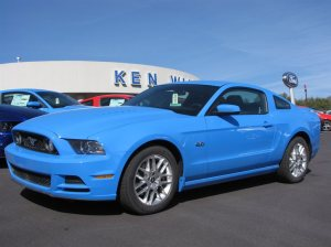 New 2014 Ford Mustang GT