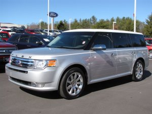 Used 2011 Ford Flex Limited