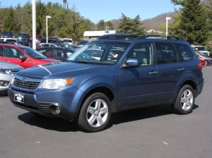 Used 2010 Subaru Forester Limited