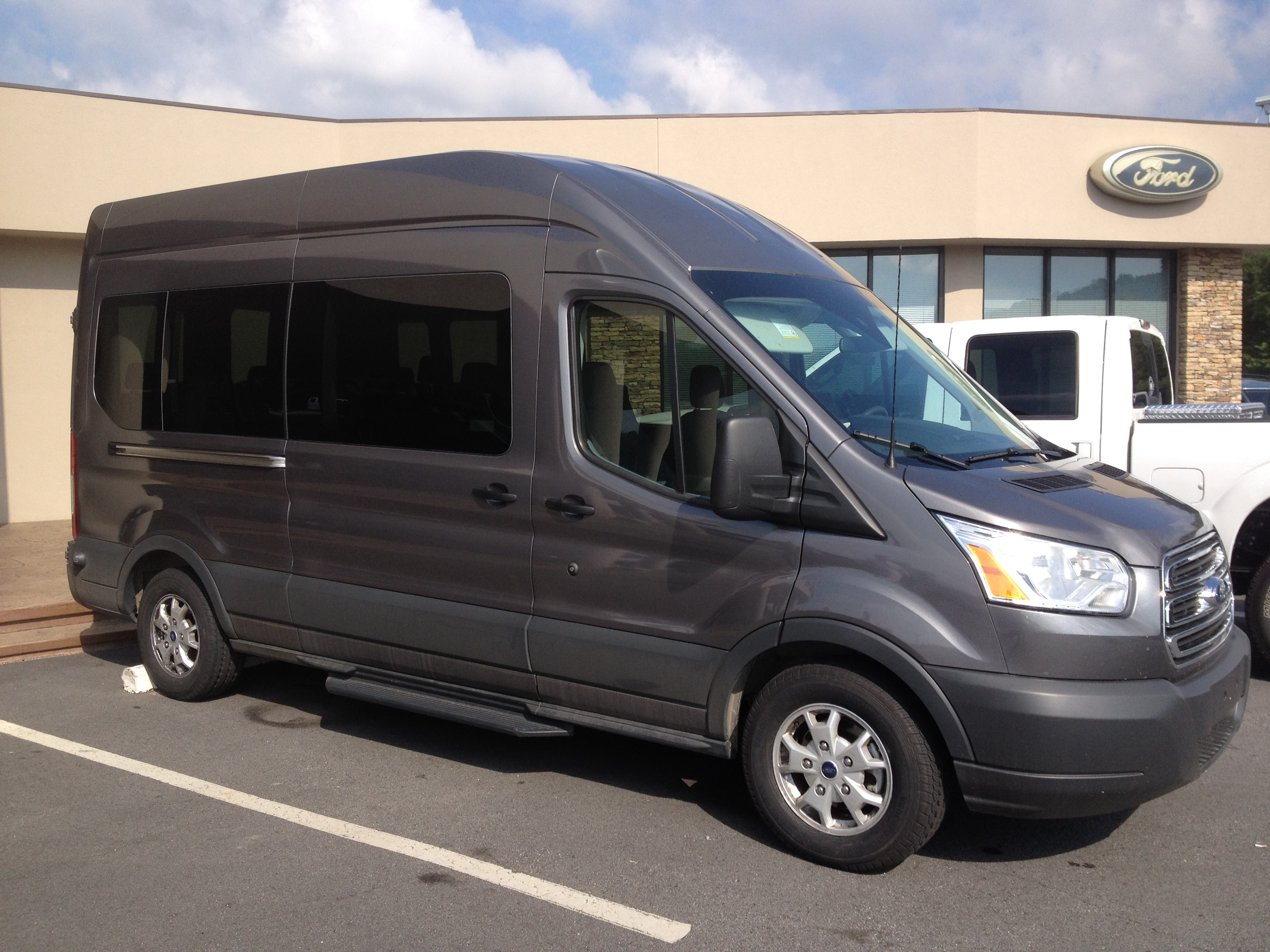 van watch wagon medium transit ford roof youtube xl passenger