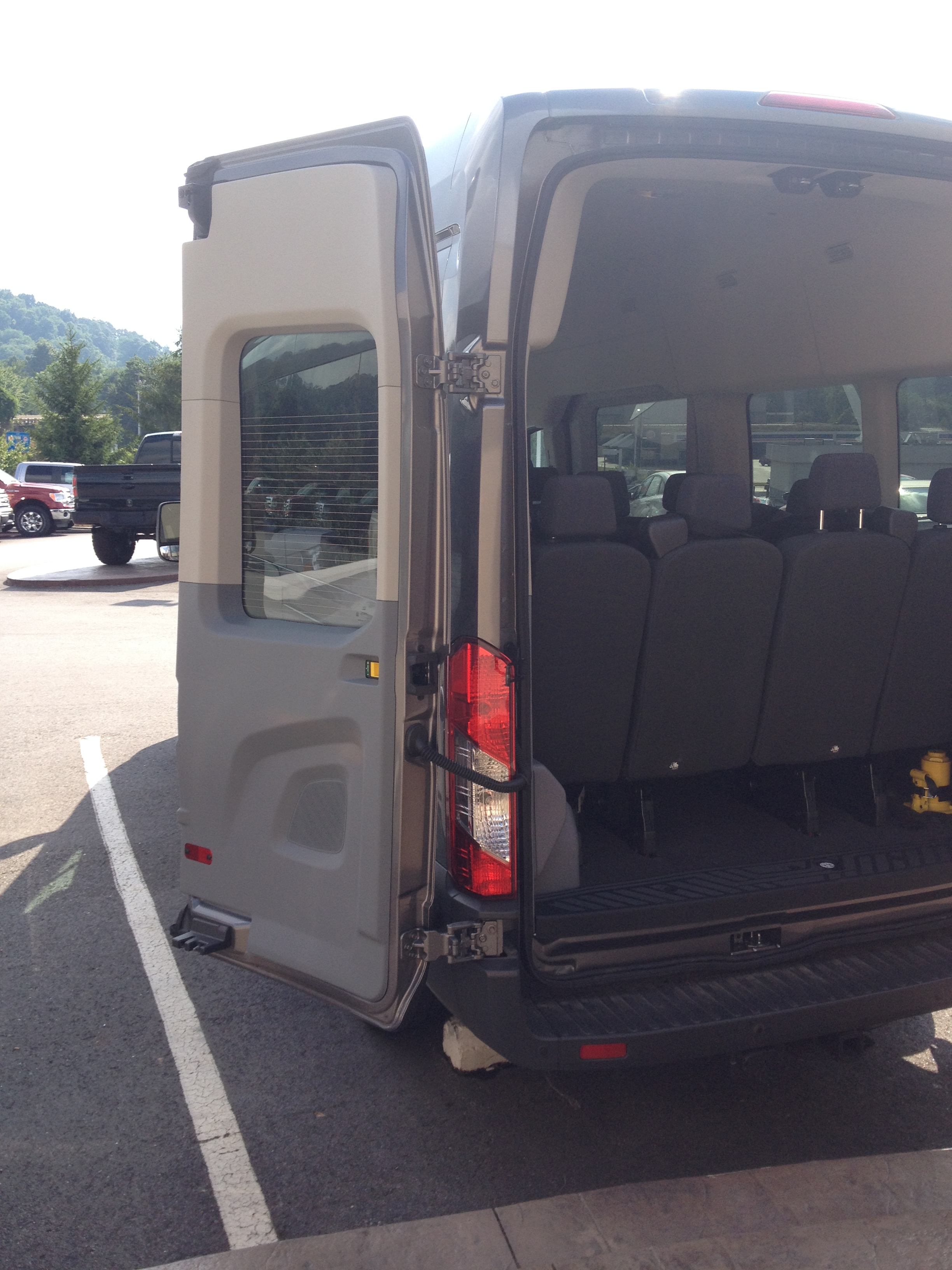2015 Ford Transit – Available Late Summer 2014 – Ken s Carport